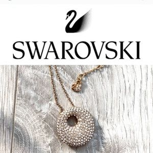 Swarovski- Crystal Pendant Necklace